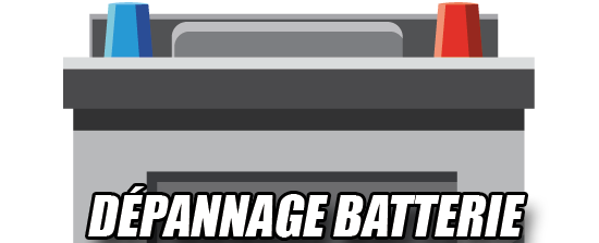 Depannage batterie voiture